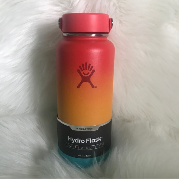 Hydro Flask Other - 32oz Shave Ice Hydro Flask - Limited Edition
